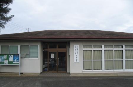 福岡分館の外観