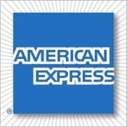 アメリカンエキスプレスのロゴマーク