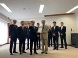 首都圏新都市鉄道(株)へ要望書提出(令和元年6月27日)