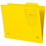 A4版フォルダ(黄色)
