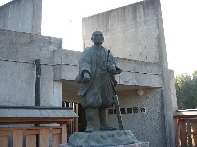 間宮林蔵記念館06