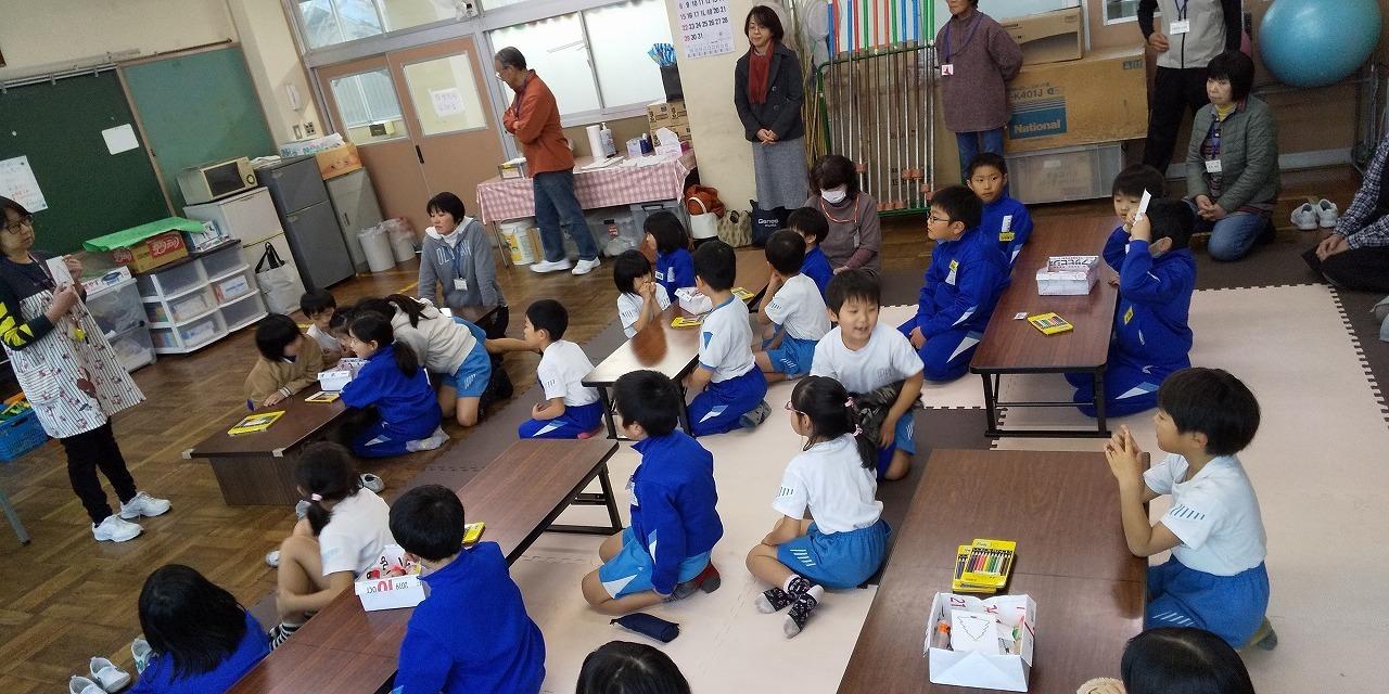 子ども教室活動の様子