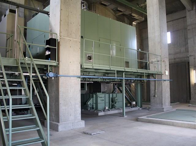 小絹水処理センター05