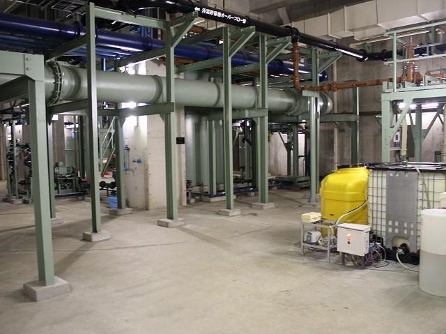 小絹水処理センター22