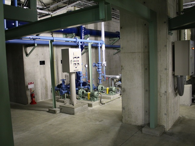 小絹水処理センター24