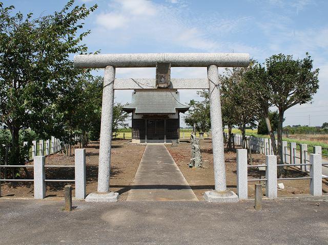 古川鹿島神社01