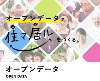オープンでデータ
